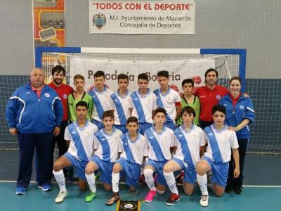 Diego Rivera rematou a súa participación coa selección galega no campeonato de España