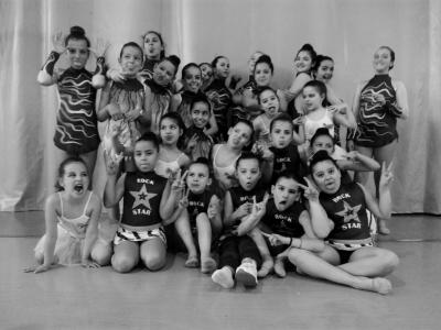 Gran actuación da EDC.Celanova no provincial de Ximnasia Ritmica, coas benxamins e infantis clasificadas para o galego.