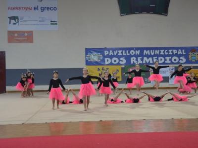 Comienzo da competición para a escola de Ximnasia Ritmica iste sabado en Ribadavia.