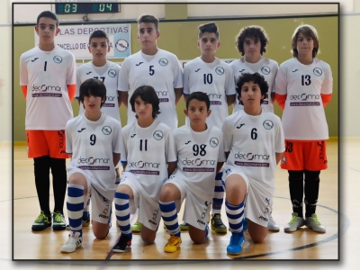 Cinco xogadores da escola de futbol sala preseleccionados para as seleccions galegas de fútbol sala.
